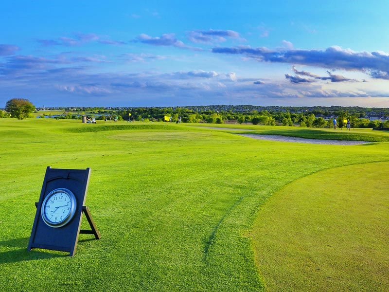 The Foresight Golf Management way of doing business